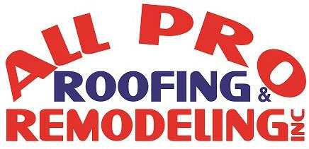 all pro roofing and remodeling inc logo